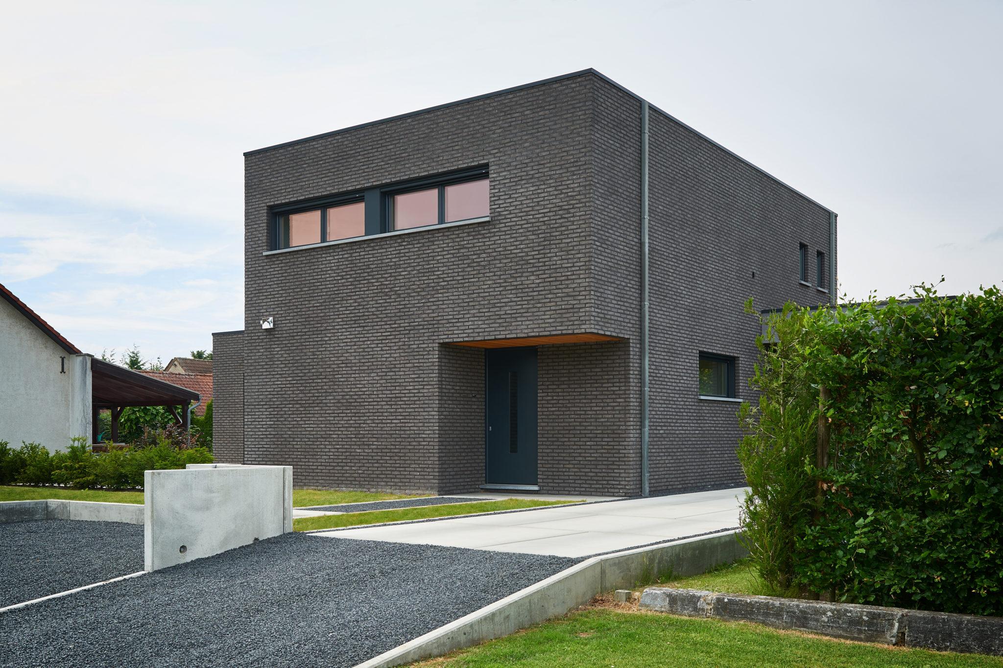 Ben woning mol wezel architectenbureau jessi decsi for Moderne laagbouw woningen